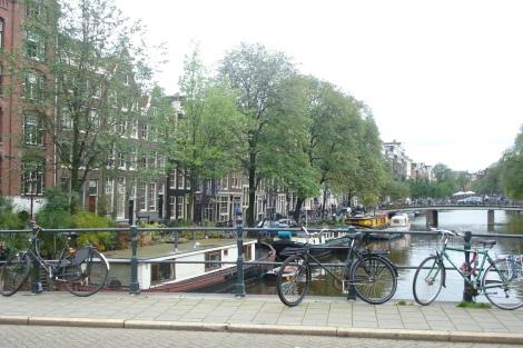 Canais Amsterdam
