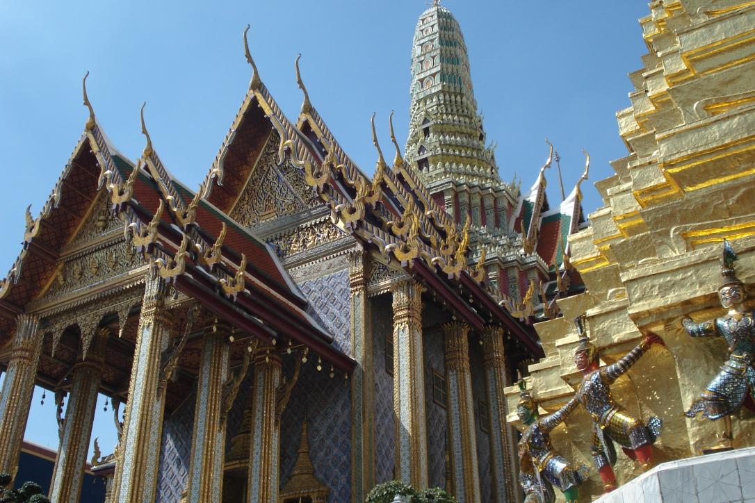 Beleza em cada detalhe do Grand Palace.