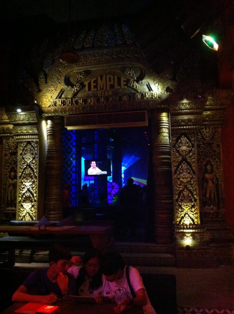 Temple Bar,  dos mais movimentados da Pub Street