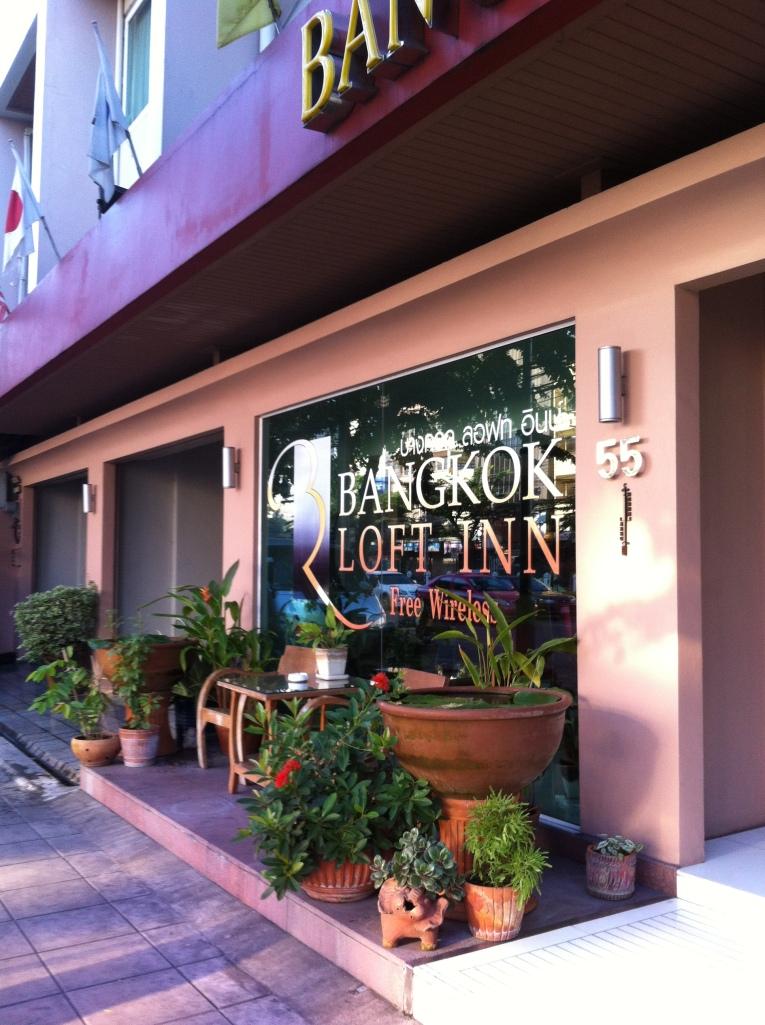 Hotel Bangkok Loft Inn