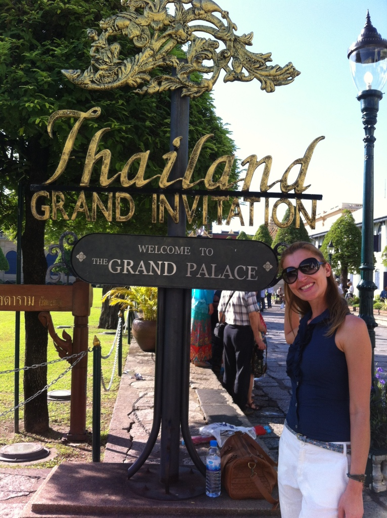 Entrada Grand Palace