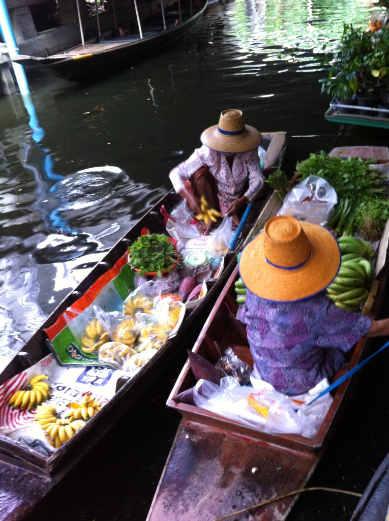 Mercado de Khlong Lat Mayom