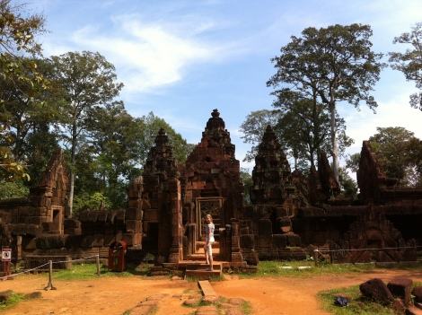 Templo de Banteay Srei