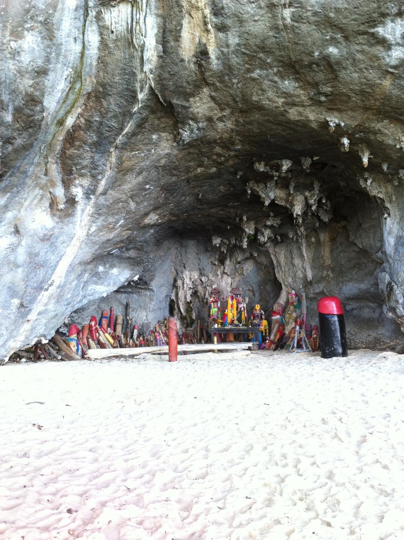 Caverna de Phra Nang