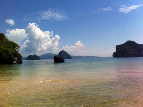 """Hong em tailandês significa quarto e esta """"Ilha Quarto"""" não é nada mal."""