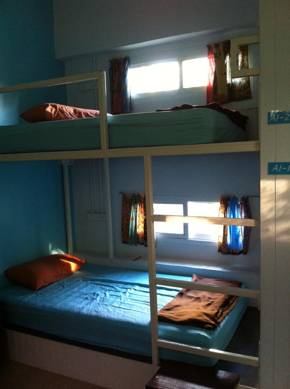 Quartos duplos Glur Hostel