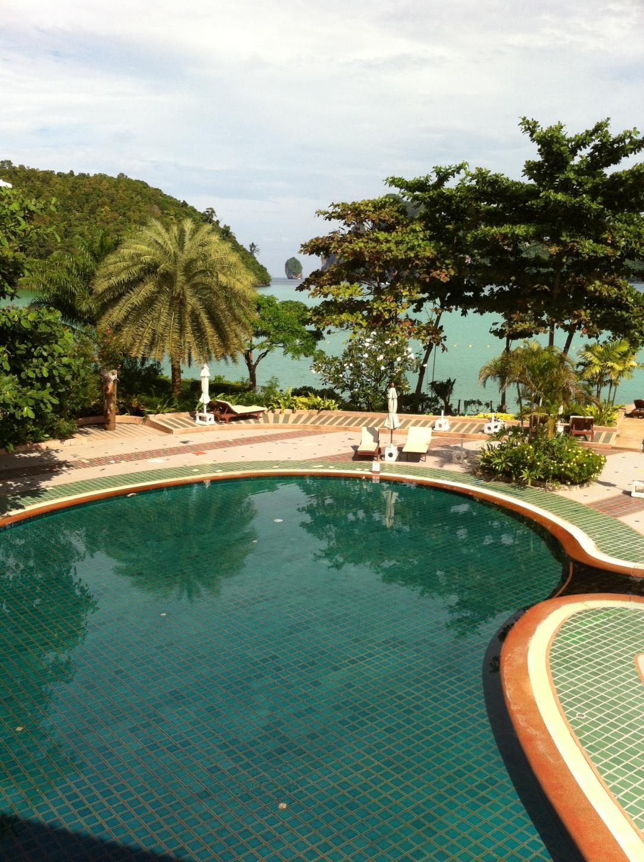 Piscina Phi Phi Cabana Resort