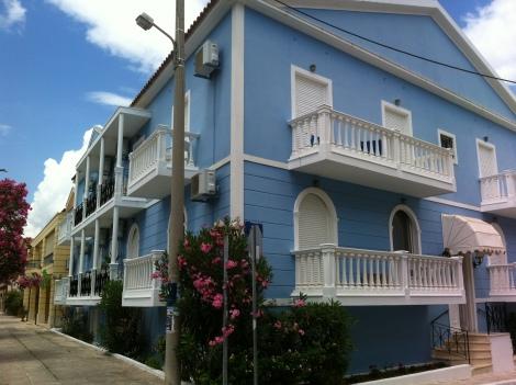 Blue Paradise Studios em Argostoli.