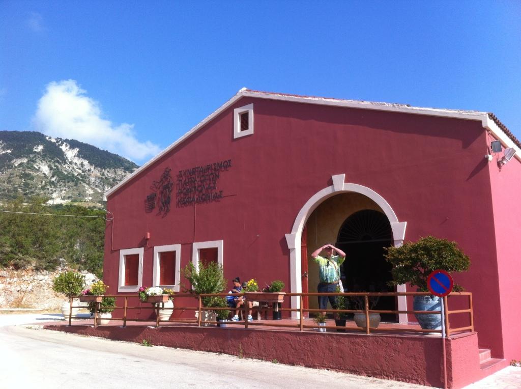 Cooperativa de vinho Robola