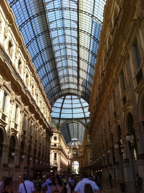 Galeria Vittorio Emanuele.