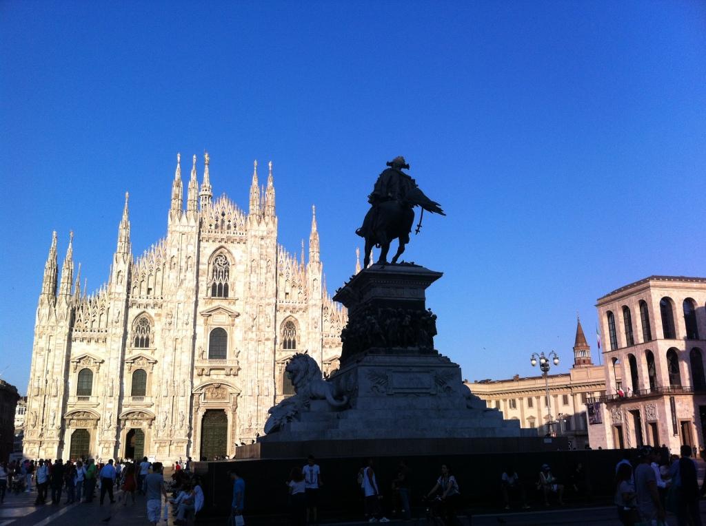 Duomo de Milão.