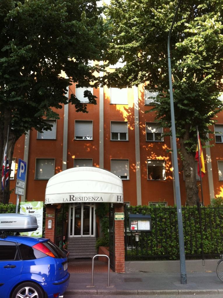 Hotel La Residenza.