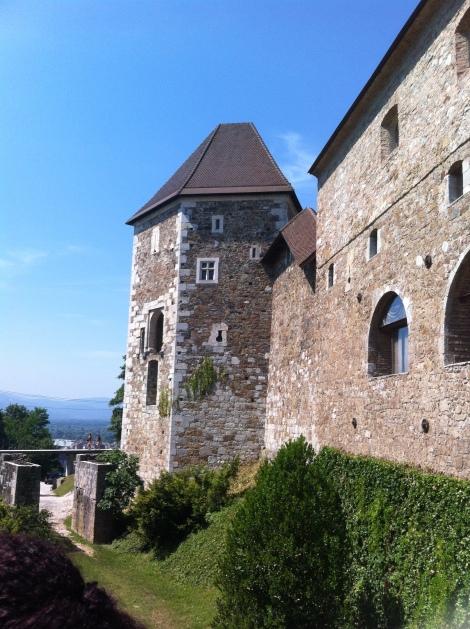 Castelo de Ljubliana