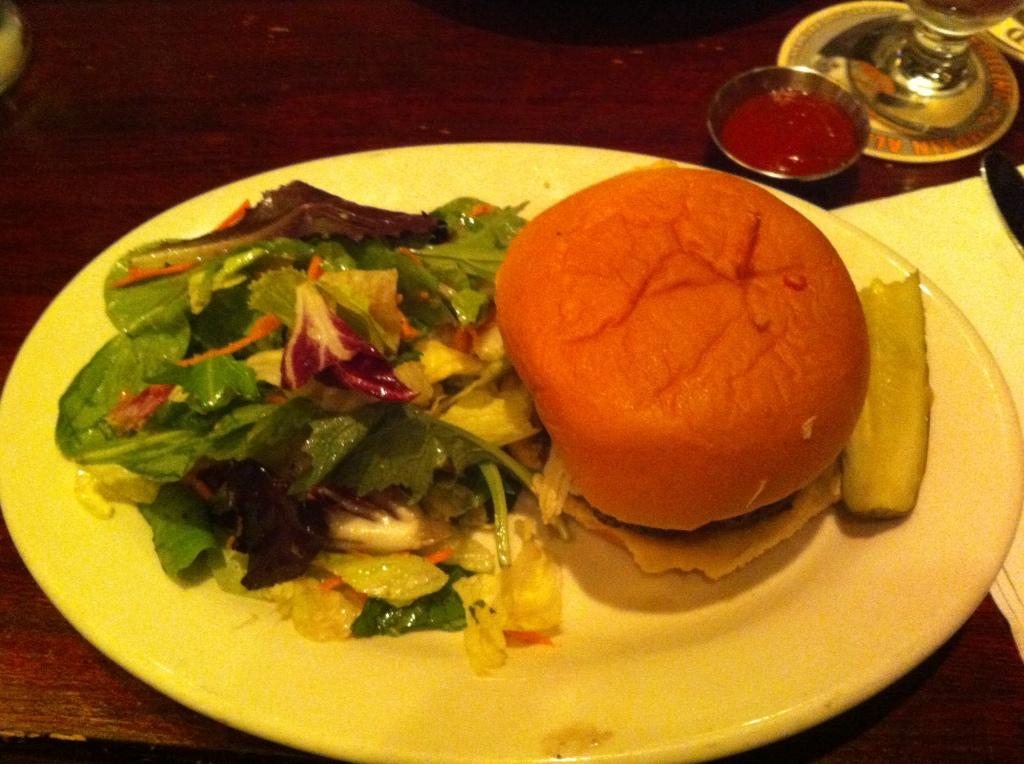 Delicioso Kobe Burger