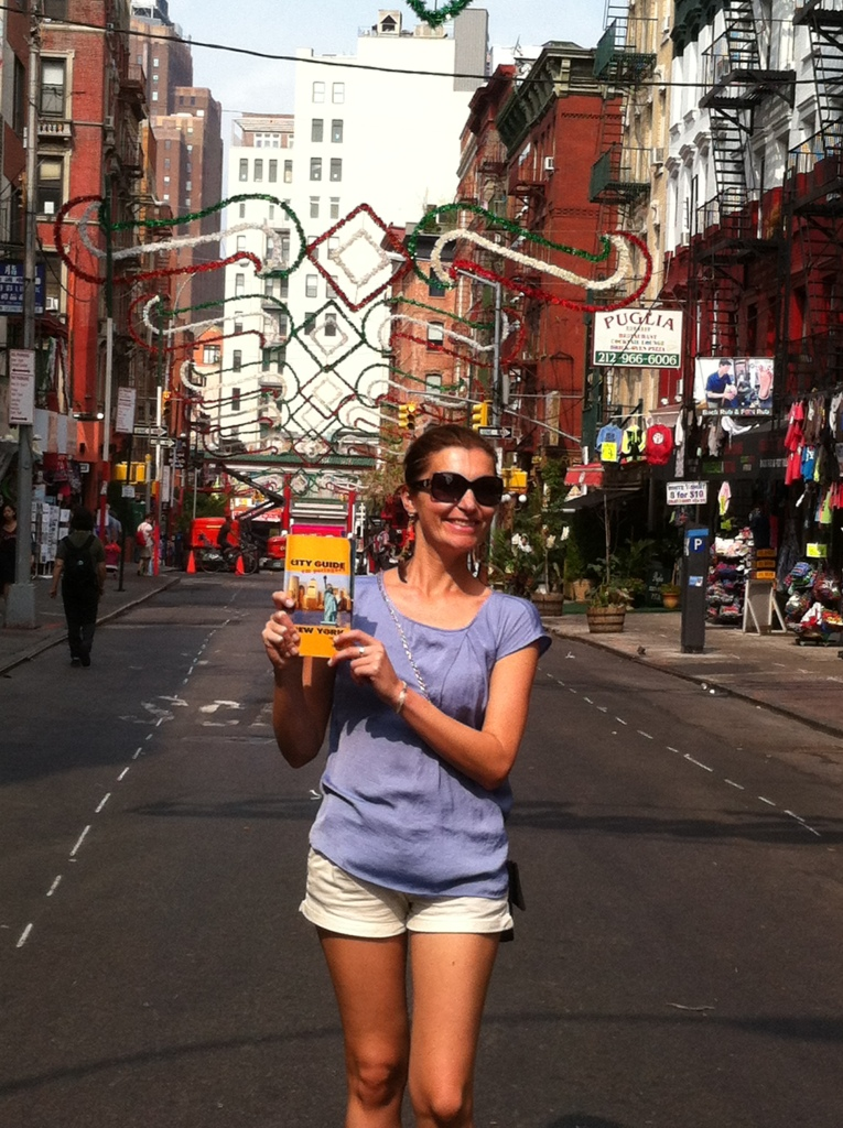 Chinatown e Little Italy.