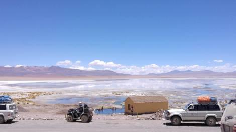 aguas termais bolivia