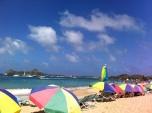 Praia de Rodney Bay