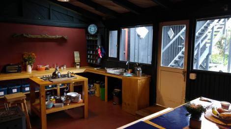 cozinha Casa Fischer