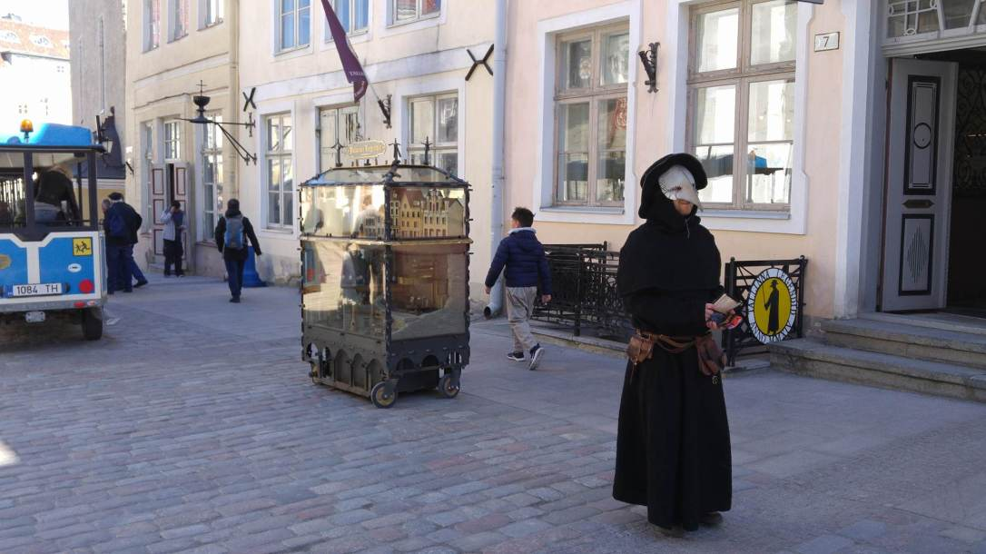 medieval rua