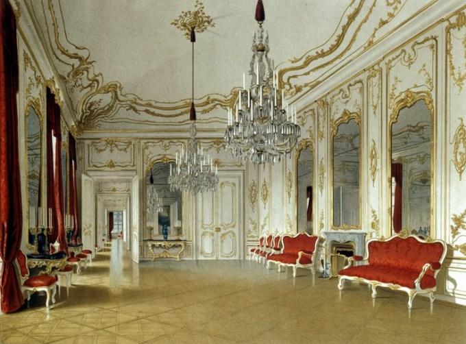 sala espelhos schonbrunn
