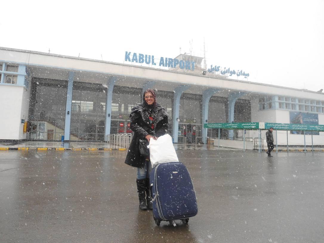Adeus Cabul