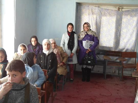 Escola Cabul