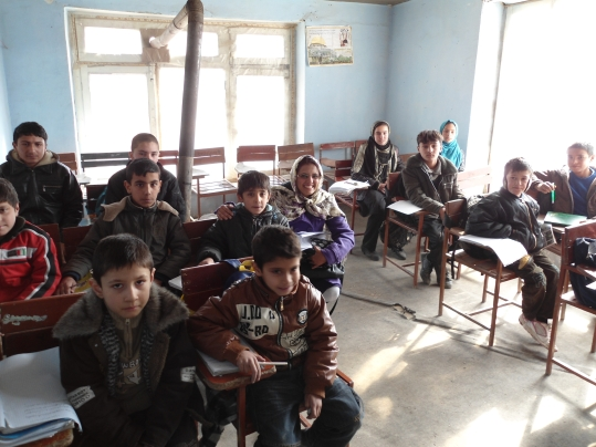 Escola Cabul2