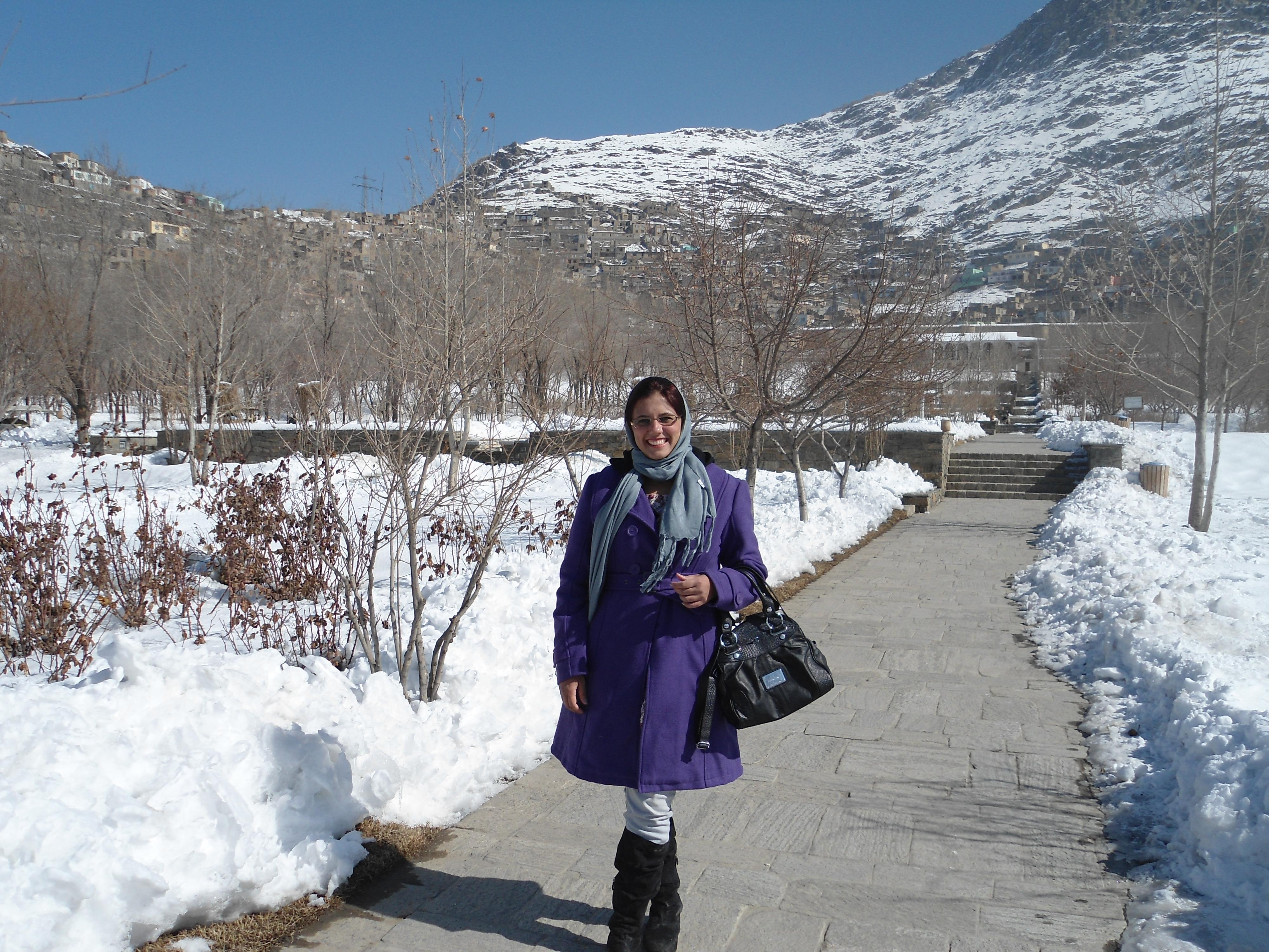 Inverno Cabul