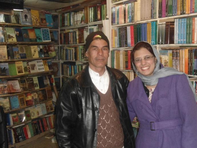 Livreiro de Cabul